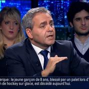 BFM Politique: L'interview de Xavier Bertrand par Apolline de Malherbe (4/6)