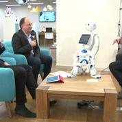 Le Japon s'intéresse plus que la France à nos robots, B.Maisonnier (Aldebaran)
