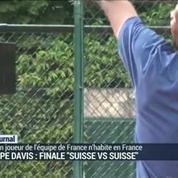 Coupe Davis: les Bleus et leur exil fiscal en Suisse