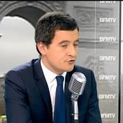Campagne de Sarkozy: Darmanin veut baisser les impôts des classes moyennes