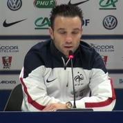 Football / Revivez le meilleur de la conférence de presse de Valbuena