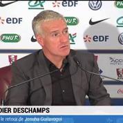 Football / Revivez les meilleurs moments de la conférence de presse de Didier Deschamps