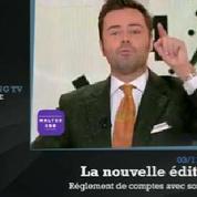 Zapping TV : un chroniqueur de Canal + règle ses comptes avec son ex
