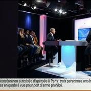 BFM Politique: L'interview BFM Business de Xavier Bertrand par Hedwige Chevrillon (2/6)