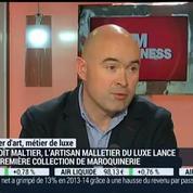 Métiers d'art, Métiers de luxe: Malletier, Benoit Maltier