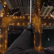 Le nouveau exploit du funambule Nik Wallenda à Chicago