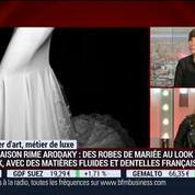 Métiers d'art, Métiers de luxe: Créatrice de robes de mariées, Rime Arodaky