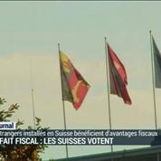Les Suisses vont-ils dire non aux exilés fiscaux?