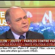 Le Roux compare l'affaire Fillon-Jouyet à Nabilla