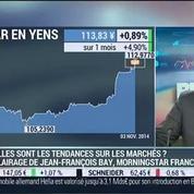 Les tendances sur les marchés: Jean-François Bay