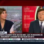 Le Paris de Michel Bernardaud, Comité Colbert