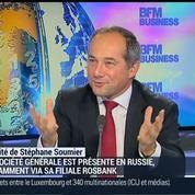 Supervision des banques par la BCE: Un signe très fort envoyé à la communauté internationale de la volonté de l'Europe d'avancer: Frédéric Oudéa