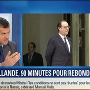 BFM Story: À mi-mandat, François Hollande peut-il rebondir ? (2/2)