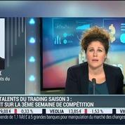 Les Talents du Trading, saison 3 : Xavier Fenaux et Jérôme Vinerier, dans Intégrale Bourse
