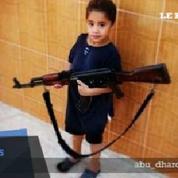 Daech recrute et entraîne des enfants pour combattre