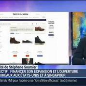Menlook.com réalise une levée de fonds de 23 millions d'euros pour devenir un leader mondial: Marc Ménasé