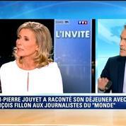 BFMTV a pu écouter l'enregistrement de Jouyet par les journalistes du Monde