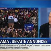 BFM Story: Elections de mi-mandat aux Etats-Unis: un scrutin aux allures de référendum pour Barack Obama ?