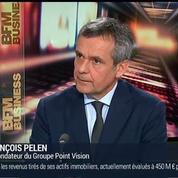 François Pelen, co-fondateur du Groupe Point Vision (2/2) –