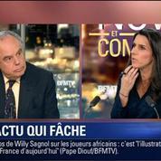 News & Compagnie: L'actu vu par Frédéric Mitterrand