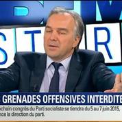 BFM Story: Mort de Rémi Fraisse: Bernard Cazeneuve doit-il démissionner ? (2/2)