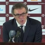 Football / Le PSG est provisoirement leader de la Ligue 1