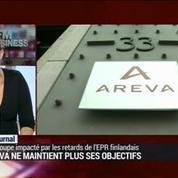 Areva ne maintient plus ses objectifs