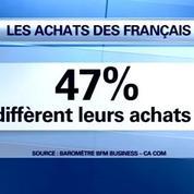Baromètre BFM Business sur le pouvoir d'achat: la précarité progresse en France