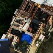 Australie : Brisbane frappée par une violente tempête