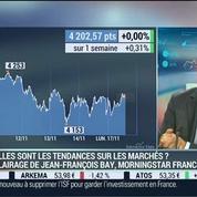Les tendances sur les marchés : Jean-François Bay