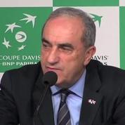 Tennis / Coupe Davis Gachassin impressionné par les Suisses