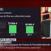 Emmanuel Lechypre : Budget 2015 : l'augmentation de la fiscalité locale est-elle incontournable ?