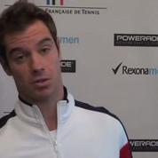 Tennis / Gasquet : Ça va être fabuleux