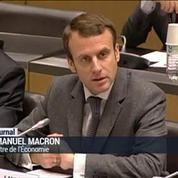 Macron remet (encore) en cause les 35 heures