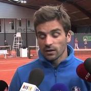 Tennis / Clément : On ne se prépare pas à jouer que contre Roger Federer