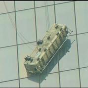 Deux hommes coincés au 69e étage du One World Trade Center