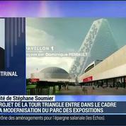 Décryptage du projet de la tour Triangle: Guillaume Poitrinal et Jean-Louis Missika