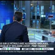 Comment explique-t-on cette chute brutale du pétrole?: Alexandre Andlauer et Benjamin Louvet –