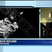 Mission Rosetta : l'astrophysicien Francis Rocard se dit optimiste