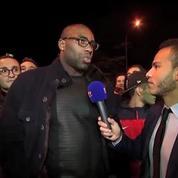 Football / PSG-OM : Teddy Riner, un supporter comblé
