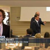 La visite de Manuel Valls au siège de L'Oréal : Les entreprises doivent jouer le jeu de l'emploi