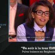 Zapping TV : Audrey Pulvar balance sur les soirées de Frédéric Beigbeider