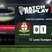 Bayer Leverkusen-Monaco (0-1) : leAC Match Replay avec le son de RMC Sport