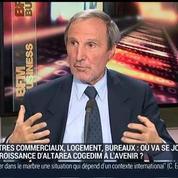 Alain Taravella, co-fondateur et président-directeur général d'Altarea Cogedim (3/3) –