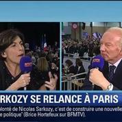 Meeting de Nicolas Sarkozy: Les analyses de Brice Hortefeux (3/4) –