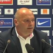 Football / Montpellier dans la première moitié de tableau