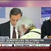 Arnaud de Dumast VS Eric Bertrand (1/2): Que peut-on attendre de la réunion de la BCE ?