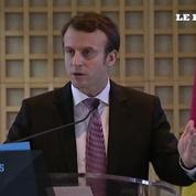 Macron : «Il n'est pas prévu» de modifier le Smic