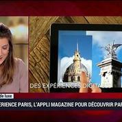 Les nouveautés parisiennes de la semaine: Sur la braise, Bleu comme gris et Expérience Paris (1/5)
