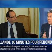 BFM Story: À mi-mandat, François Hollande peut-il rebondir ? (1/2)